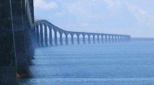 Confederation Bridge connecting Prince Edward Island to New Brunswick courtesy Confederation Bridge