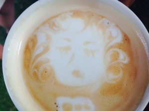 coffee angel