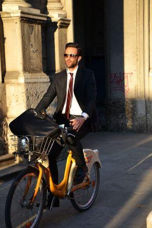 entrepreneur bike